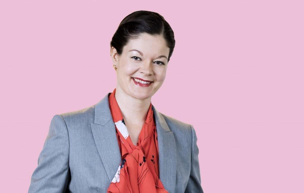 Liisa Räsänen.