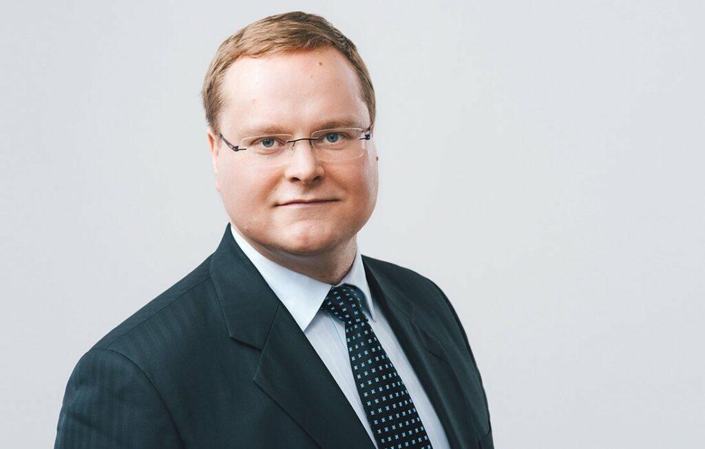 Tilintarkastaja Teemu Suoniemi.